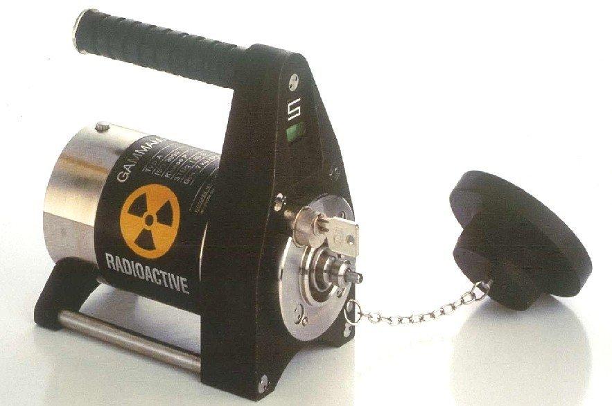 Gammagrafické prístroje