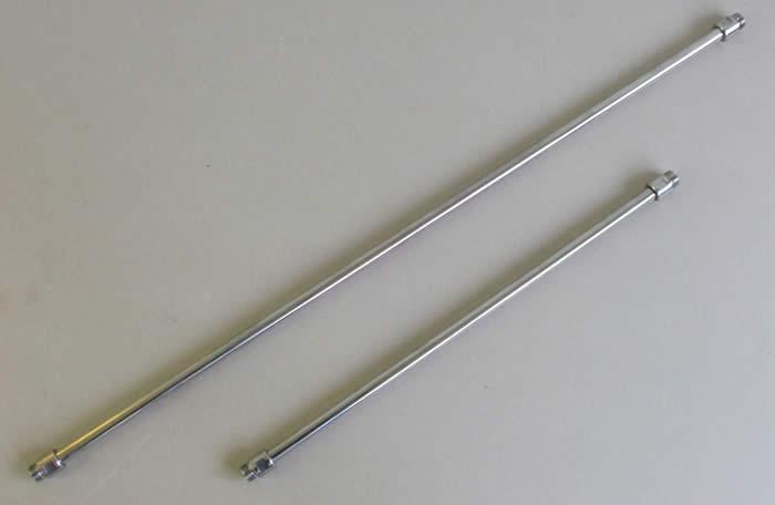 Predlžovacia trubica 500 mm M18x1.5
