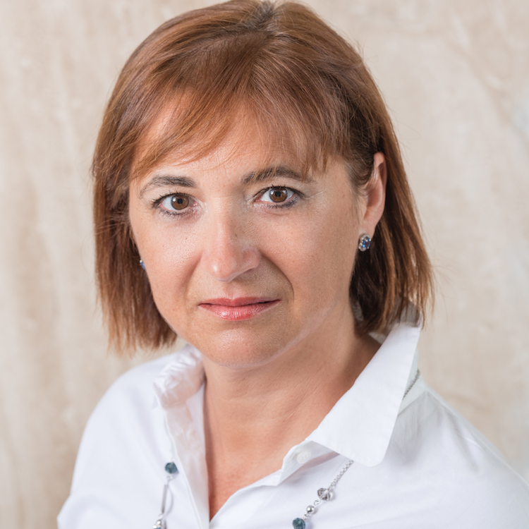 Spoločnosť Slovcert, Ing. Júlia Kučíková