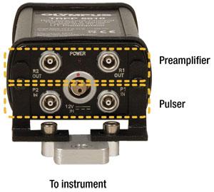 TRPP 5810 Remote Pulser-Preamplifier Slovcert