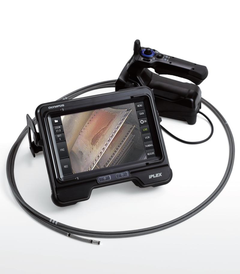 Novinka od firmy OLYMPUS. Videoskop Iplex GX / GT je určený pre široké spektrum aplikácii. Vďaka nízkej hmotnosti a výborným zobrazovacím schopnostiam ho môžete použiť skoro kdekoľvek. K hlavným výhodám patrí dotyková obrazovka, možnosť použitia UV alebo IR svetla, výmena inšpekčných sond alebo stereo meranie.