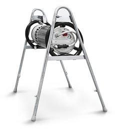 Ľahký stojan na RTG lampu