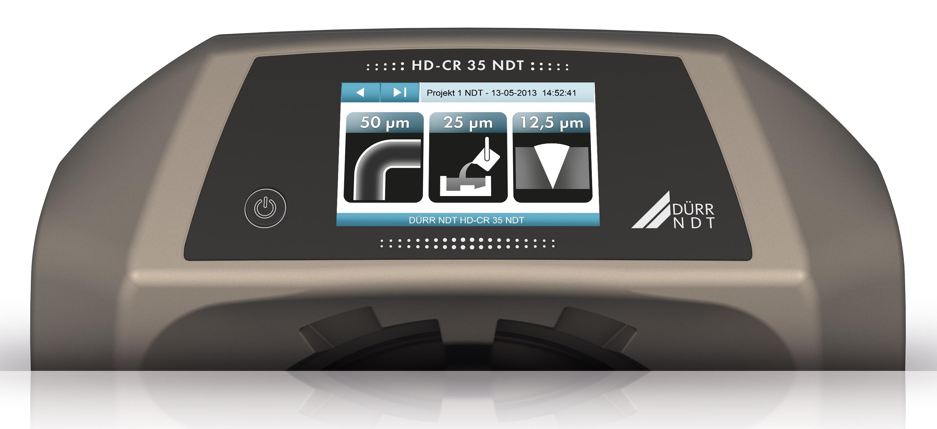 HD-CR 35 NDT Slovcert