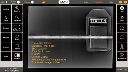 Detektor NOVO 15WN Slovcert