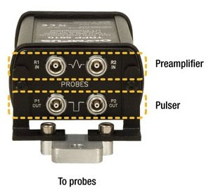 Slovcert TRPP 5810 Remote Pulser-Preamplifier
