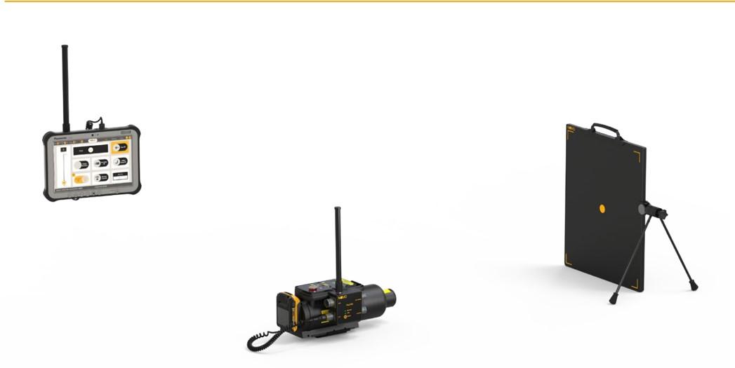 NOVO 22 Ultimate Falcon bezpečnostné systémy