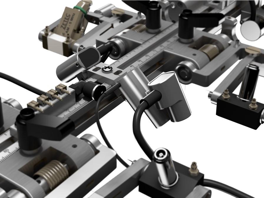 Weld Crawler skener