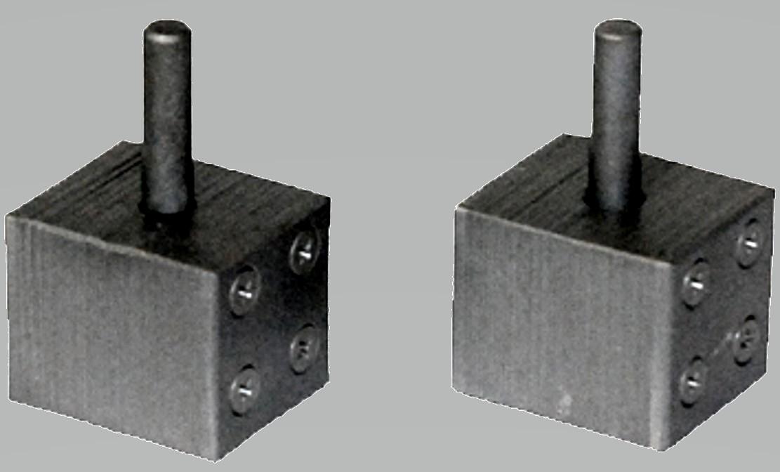 Prenosné ručné magnety UM 10 HANSA DC